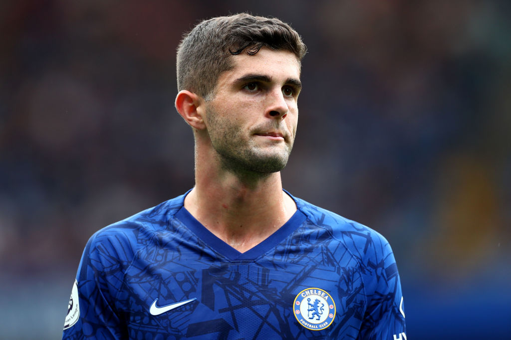 christain Pulisic, Chelsea