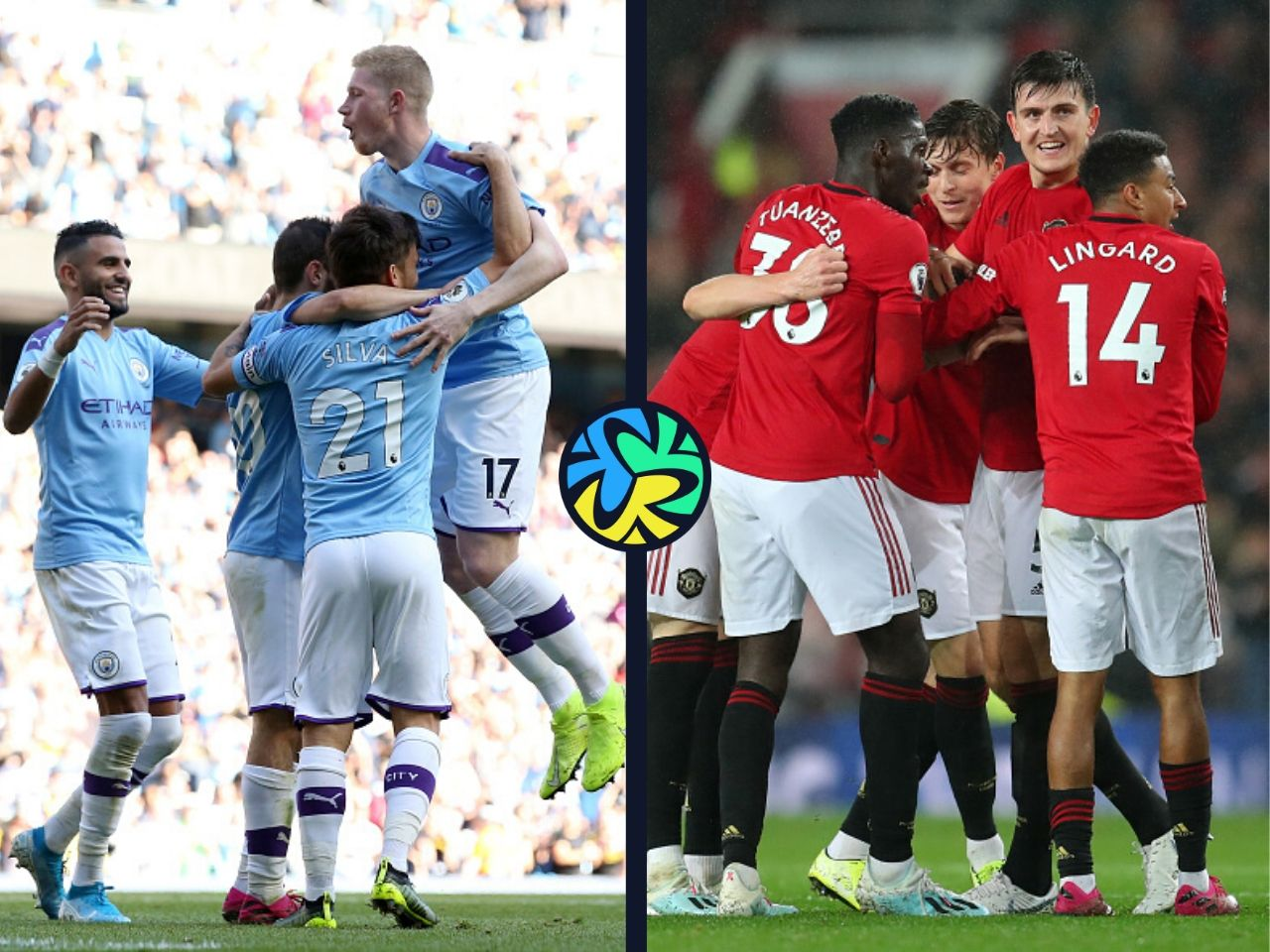 Manchester City vs Manchester United - Premier League