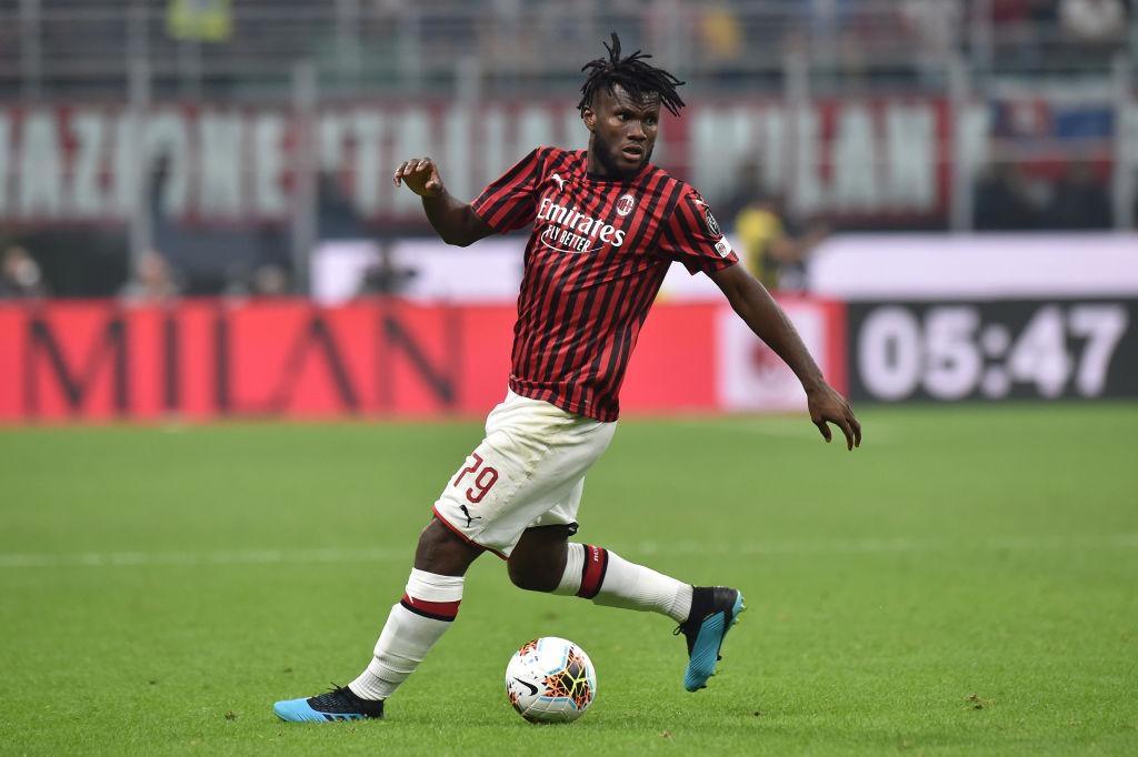 Franck Kessie, AC Milan