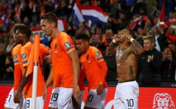 Netherlands v Northern Ireland - UEFA Euro 2020 Qualifier image