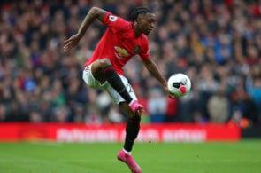 Aaron Wan-Bissaka, Manchester United, Premier League