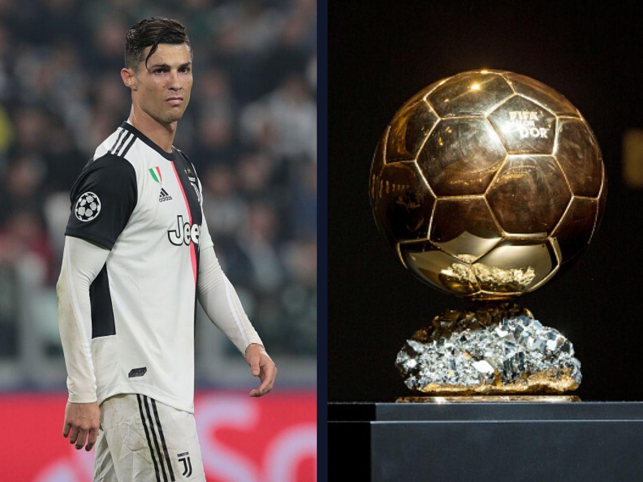 Cristiano Ronaldo, Juventus, Ballon d'Or