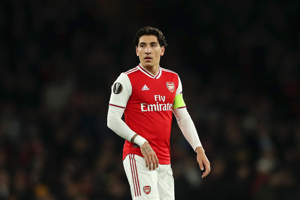 Hector, bellerin, Arsenal