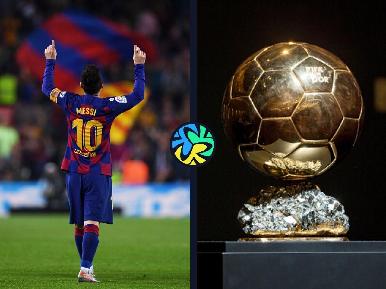 Lionel Messi, Barcelona, Ballon d'Or, Cristiano Ronaldo