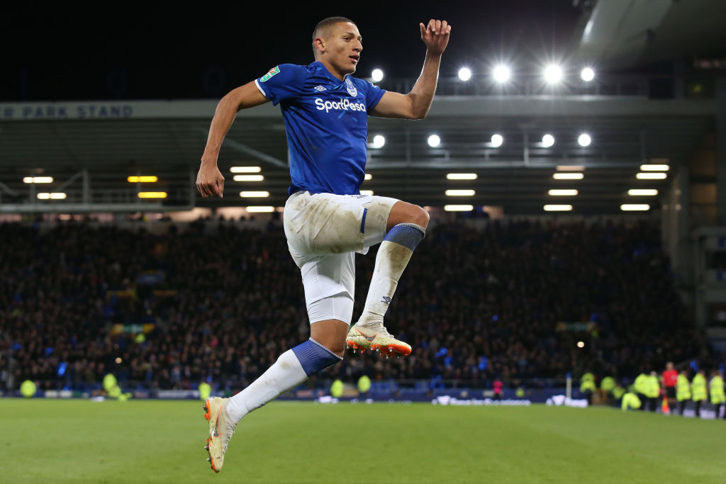 Richarlison, Everton, Premier League