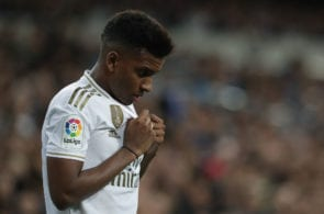Rodrygo Goes, Real Madrid