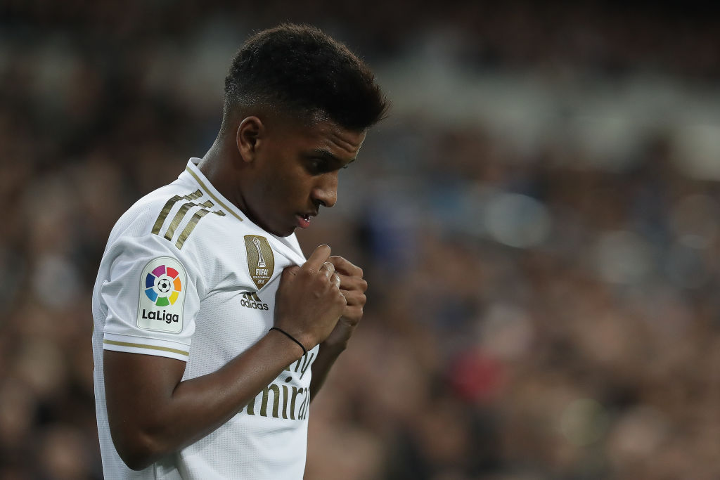 Rodrygo Goes, Real Madrid