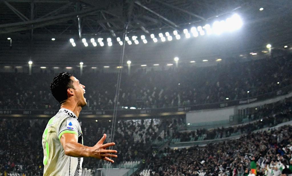 Cristiano Ronaldo, Juventus, Portugal, records