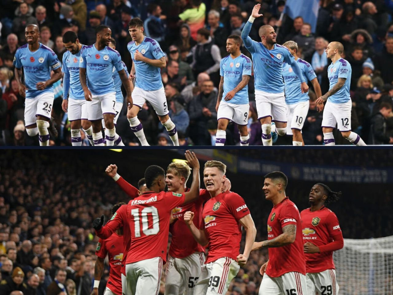 Manchester United, Manchester City