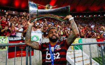 Flamengo v Ceará - Brasileirao Series A 2019 image