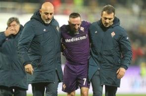 Franck Ribery, Fiorentina