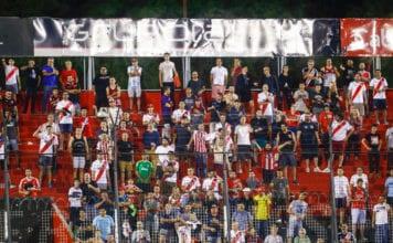Newell's Old Boys v River Plate - Superliga 2019/20 image