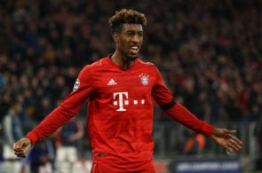 Kingsley Coman, Bayern Munich, Champions League