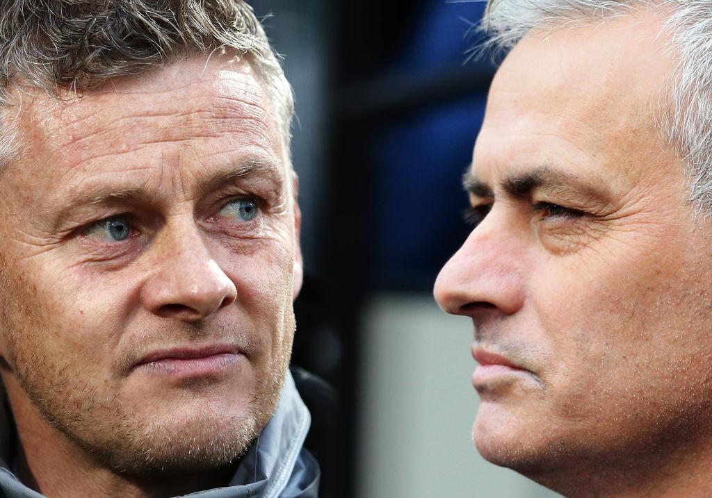 Manchester United v Tottenham Hotspur - Premier League, Jose Mourinho