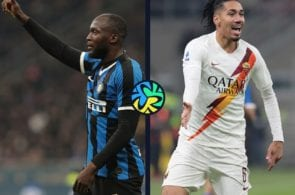 Inter Milan v AS Roma - Serie A