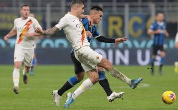 FC Internazionale v AS Roma - Serie A image