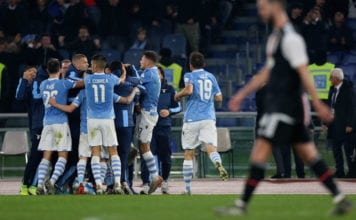 SS Lazio v Juventus - Serie A image