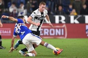 Dejan Kulusevski, Parma, Serie A
