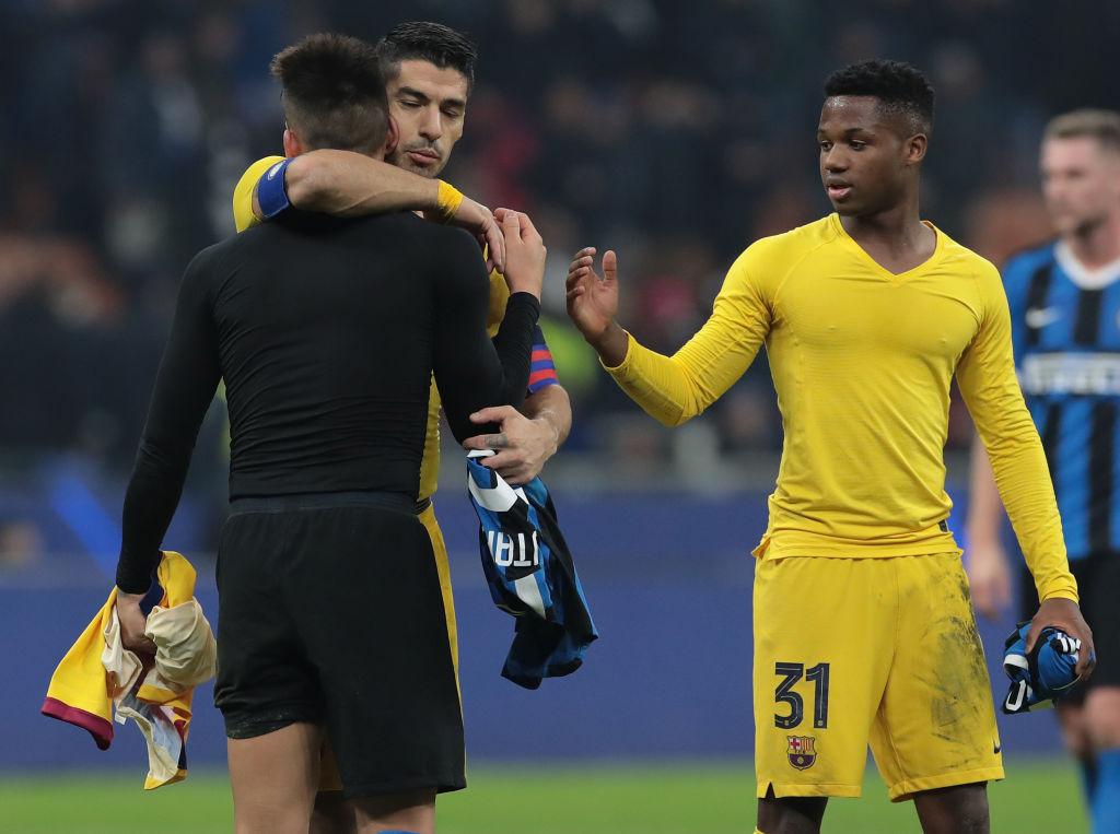 Lautaro Martinez, Inter, Serie A