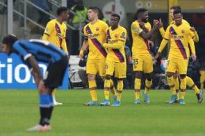 FC Internazionale v FC Barcelona