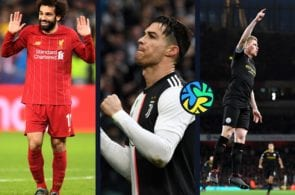 The 5 best players of the weekend in Europe
