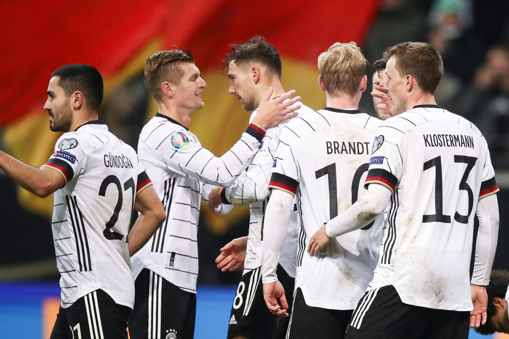 Team Germany World Cup 2020.Opinion Germany Won T Come Out Alive From Group F Ronaldo Com