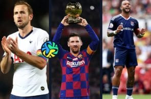 5 players of the weekend in Europe