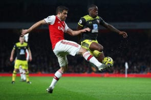 Arsenal FC v Southampton FC - Premier League