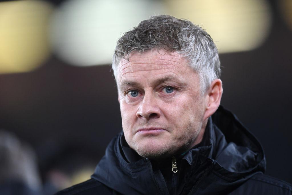 Ole Gunnar Solskjaer, Manchester United,