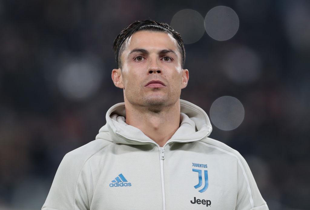 Cristiano Ronaldo Juventus Bayer Leverkusen