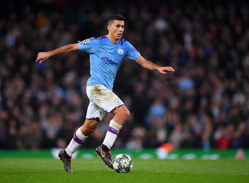 rodri, manchester city, premier league