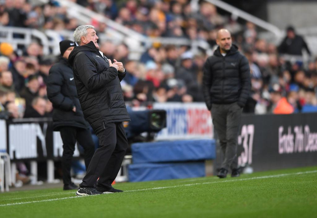 Newcastle United Steve Bruce Rafael Benitez