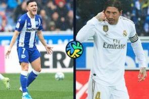 Deportivo Alaves vs Real Madrid - La Liga