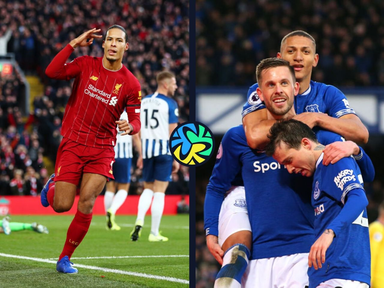 Liverpool, Everton