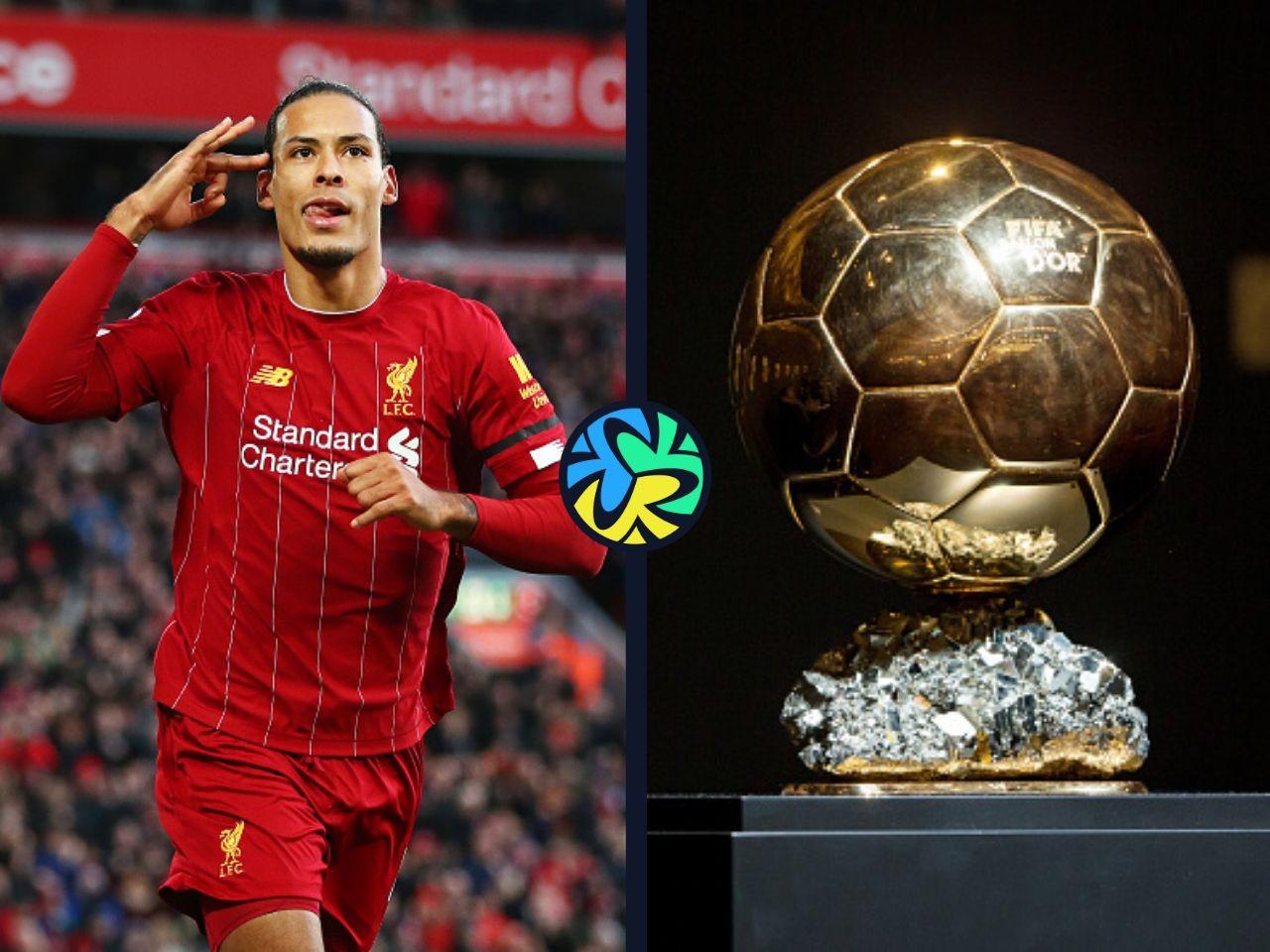 Virgil van Dijk, Liverpool, Ballon dOr