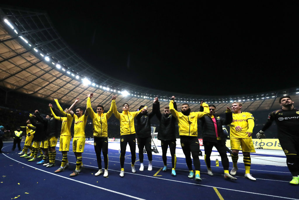 Borussia Dortmund Lucien Favre