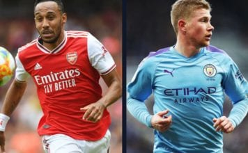 Preview  - Arsenal vs Manchester City image