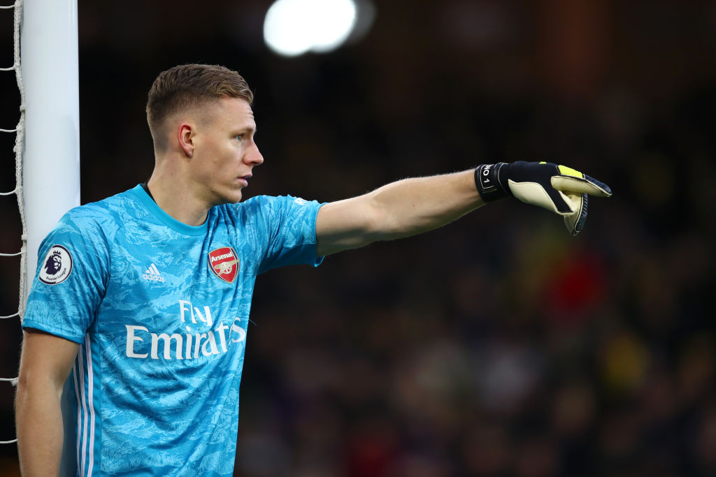 Premier League, Arsenal, Bernd Leno