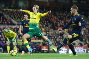Norwich City v Arsenal FC - Premier League