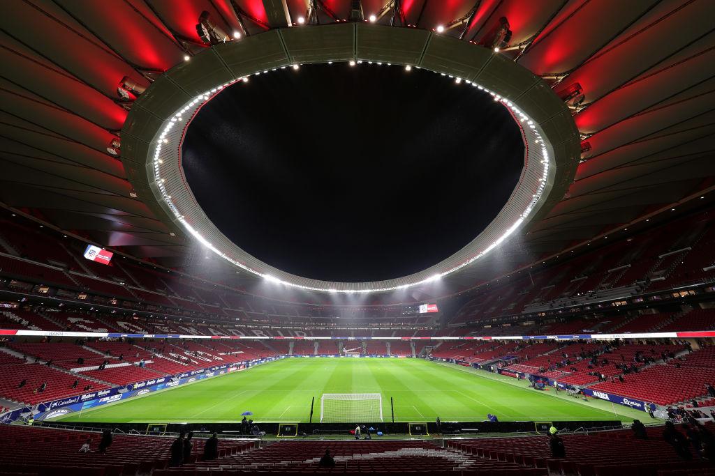 Wanda Metropolitano, Atletico Madrid, La Liga