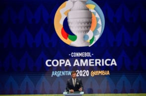 Copa America Argentina and Colombia 2020 Draw
