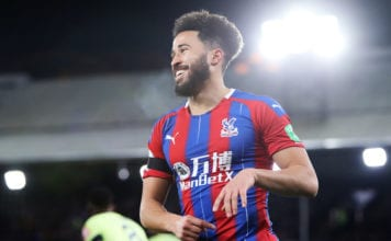 Crystal Palace v AFC Bournemouth  - Premier League image