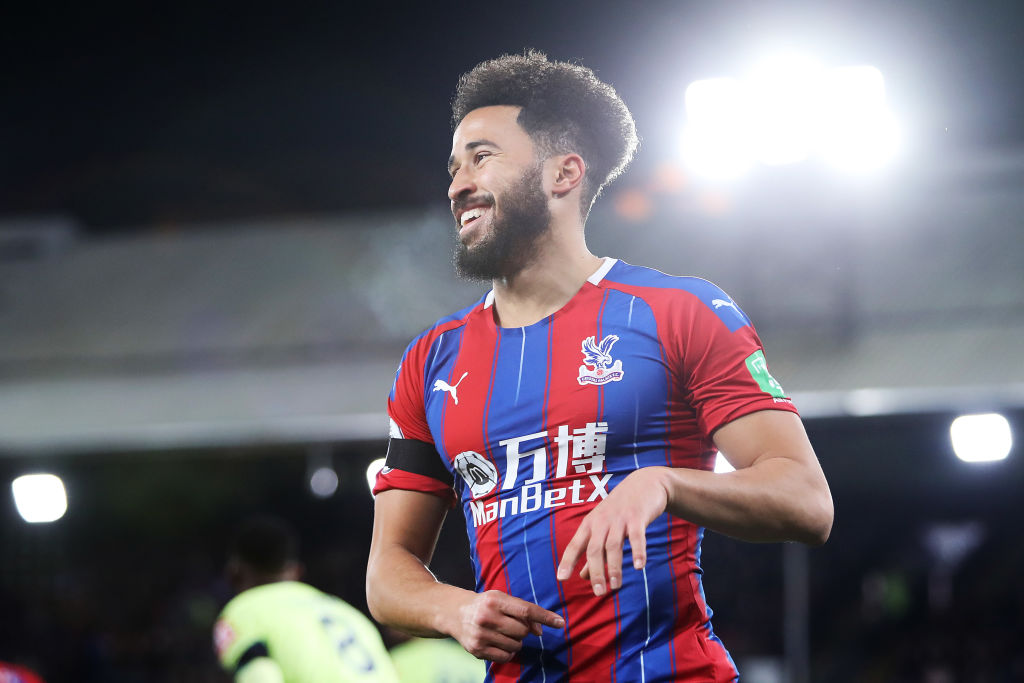 andros towsend, crystal palace, premier league