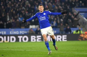 Jamie Vardy, Leicester City, English Premier League