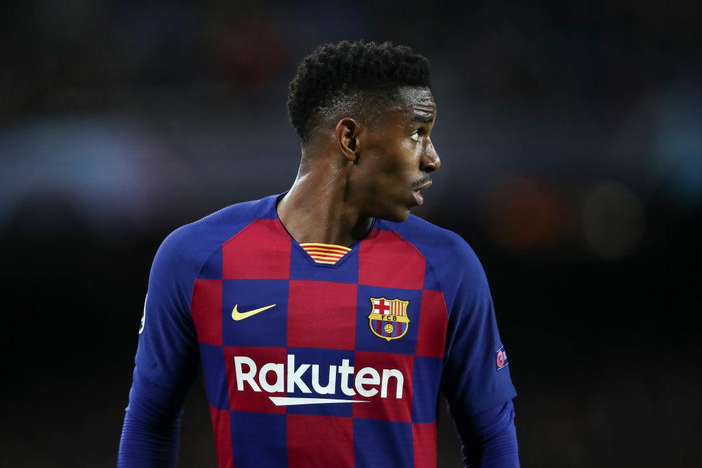 Junior Firpo, FC Barcelona