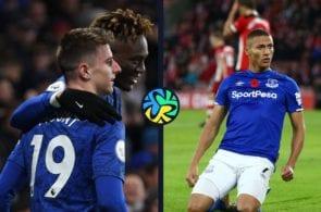 Everton, Chelsea