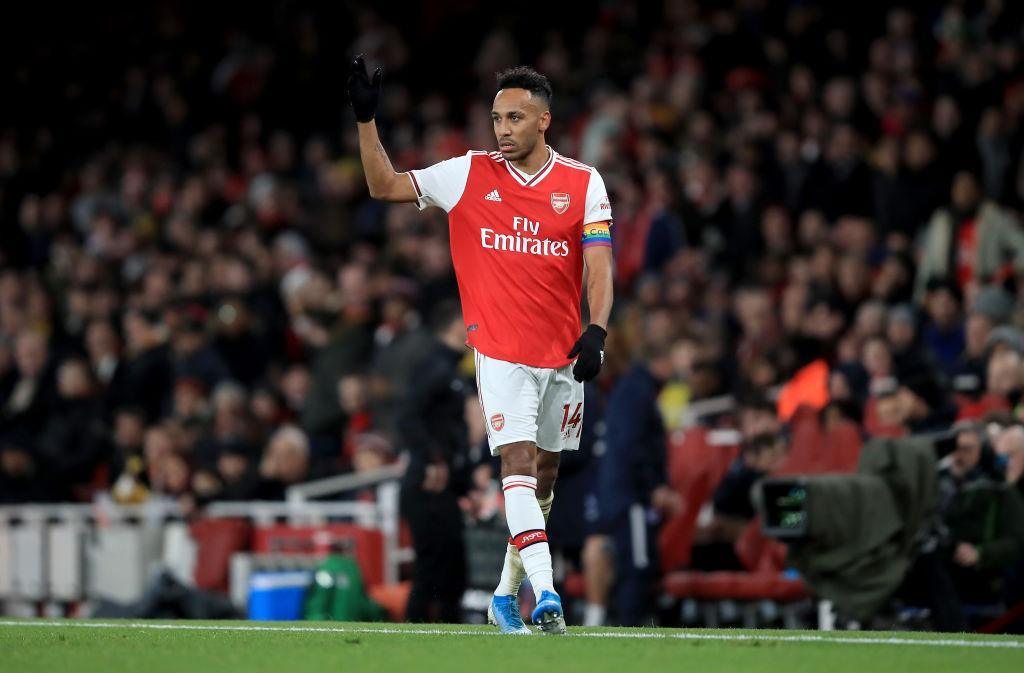 Pierre-Emerick Aubameyang, Arsenal, Premier League