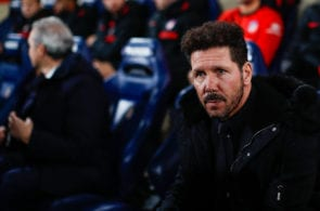 Atletico Madrid Diego Simeone