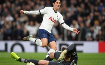 Tottenham Hotspur v Burnley FC - Premier League image