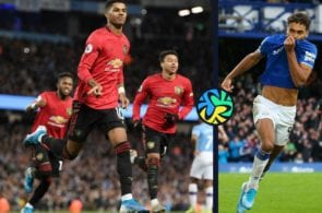 Manchester United, Everton